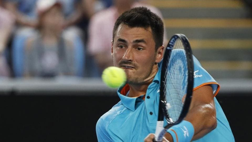 File photo of Bernard Tomic.