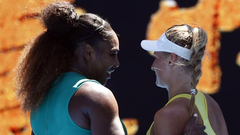 Australian Open 2019,Serena Williams,Dayana Yastremska