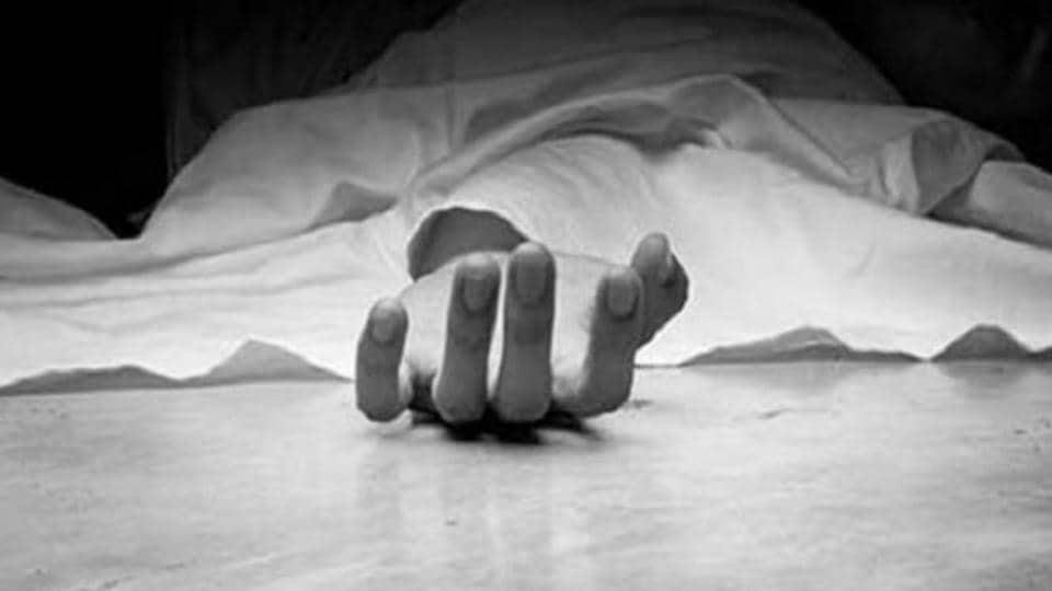 gurugram student found dead,management student found dead,postgraduate student found dead