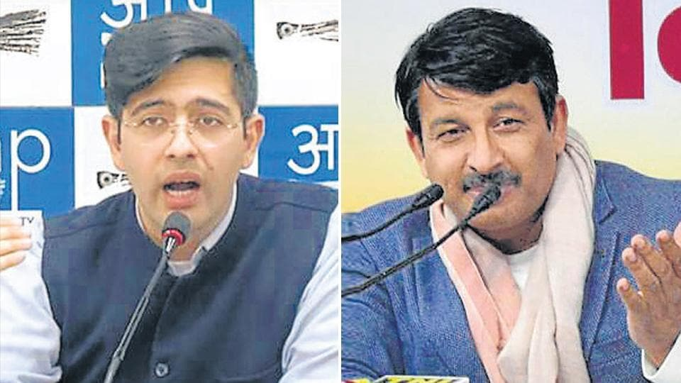 Delhi's new voters' list has become a political battleground of sorts with the Aam Aadmi Party (AAP) on Saturday saying that its stand on 'mass deletion' of names from the electoral rolls had been vindicated and the Bharatiya Janata Party (BJP) alleging that the Kejriwal-led party was misleading people.