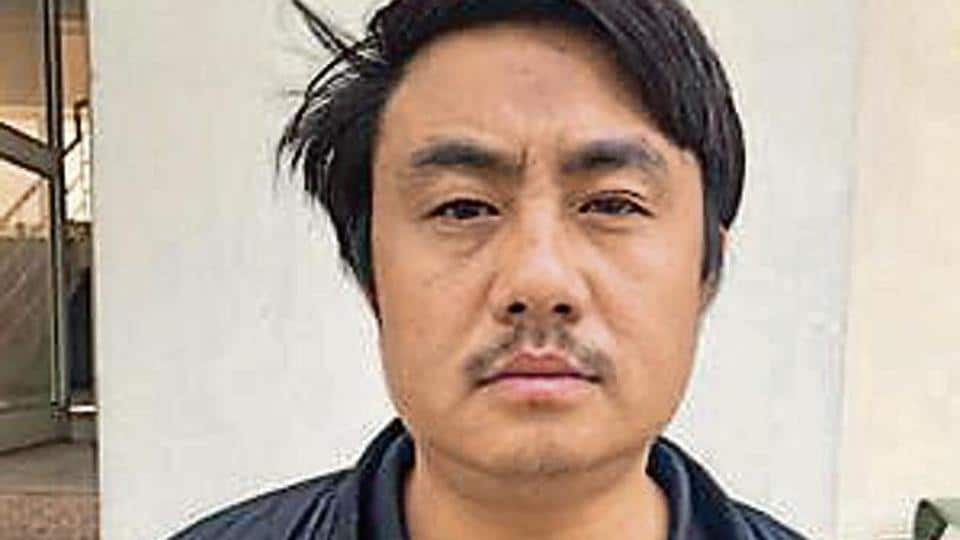 Lopsang Lama, a Nepalese citizen, was arrested from near the Kashmere Gate bus terminal on Saturday, January 19, 2019.