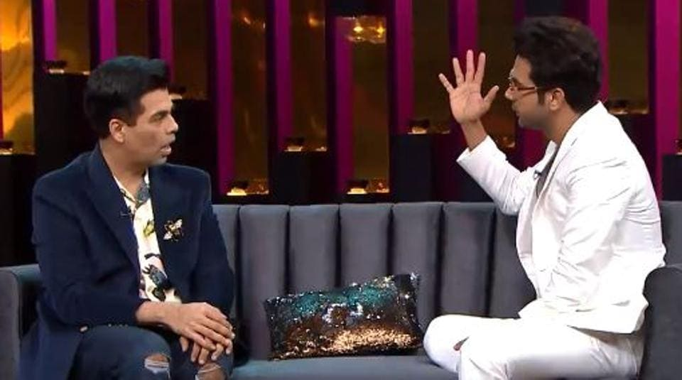 Koffee with Karan promo:  Rajkummar Rao and Bhumi Pednekar are the next guests on the popular show.