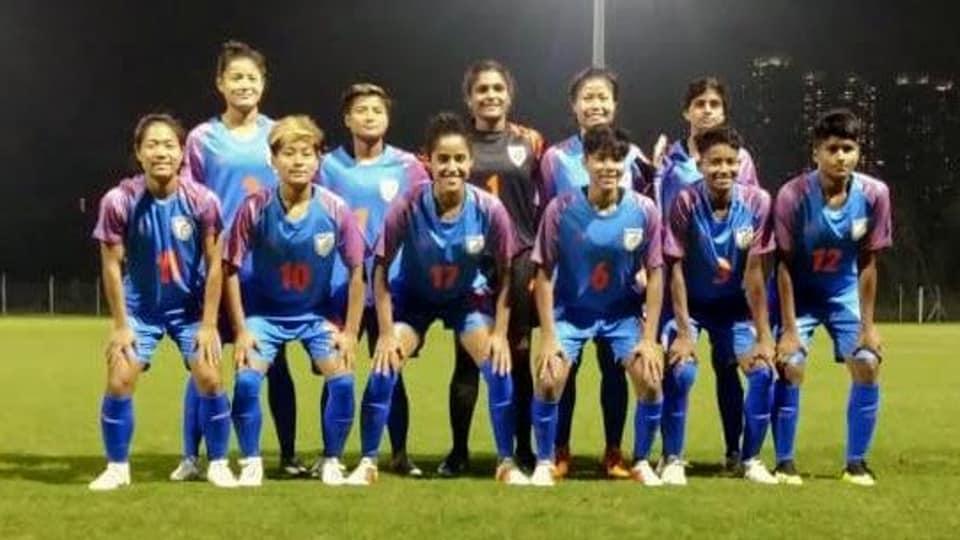 Indian women ride Dangmei Grace's brace to put five past Hong Kong | football