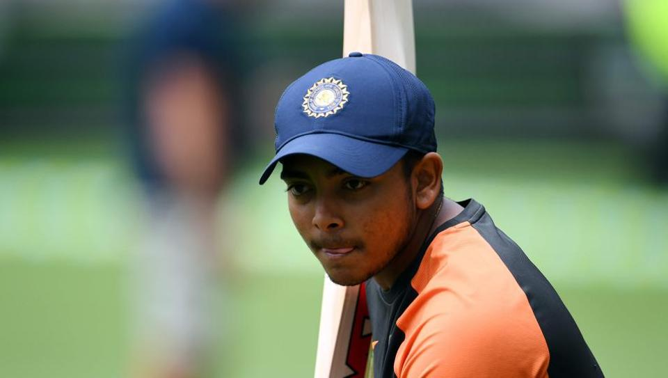 Prithvi Shaw sets comeback date, gives major update on his fitness