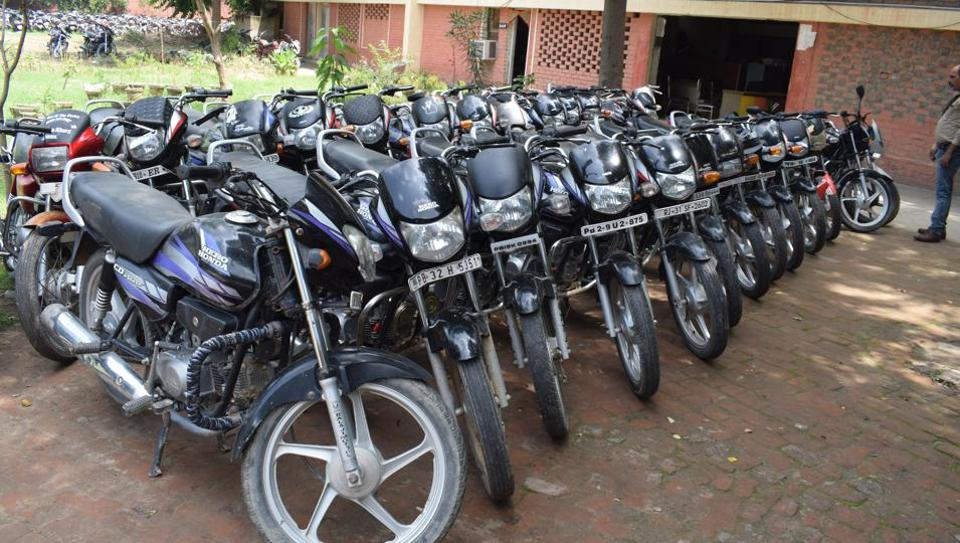 Dance teacher among 3 arrested for vehicles theft in Delhi, 23 stolen two-wheelers recovered