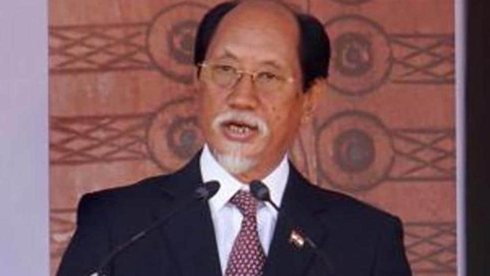 Nagaland Chief Minister Neiphiu Rio has written to Home Minister Rajnath Singh, saying the  citizenship bill is not be applicable to the state as it is protected under Article 371 (A) of the Constitution.