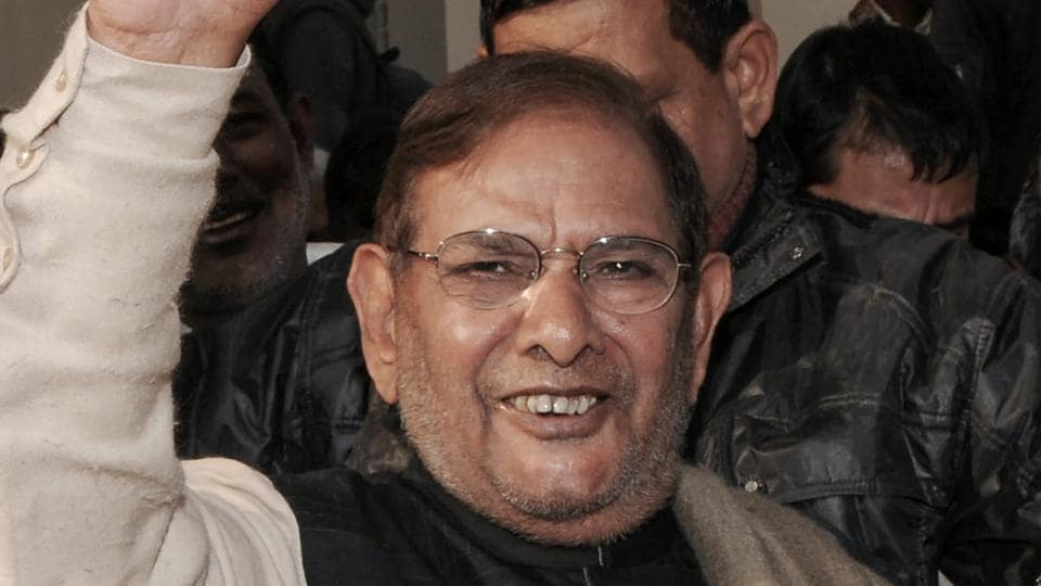 Two kinds of alliances to remove Modi govt - total unity, possible unity: Sharad Yadav