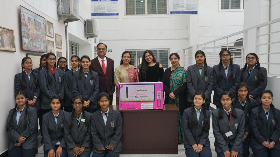 'Proud to Be Me' initiative stresses on hygiene during periods