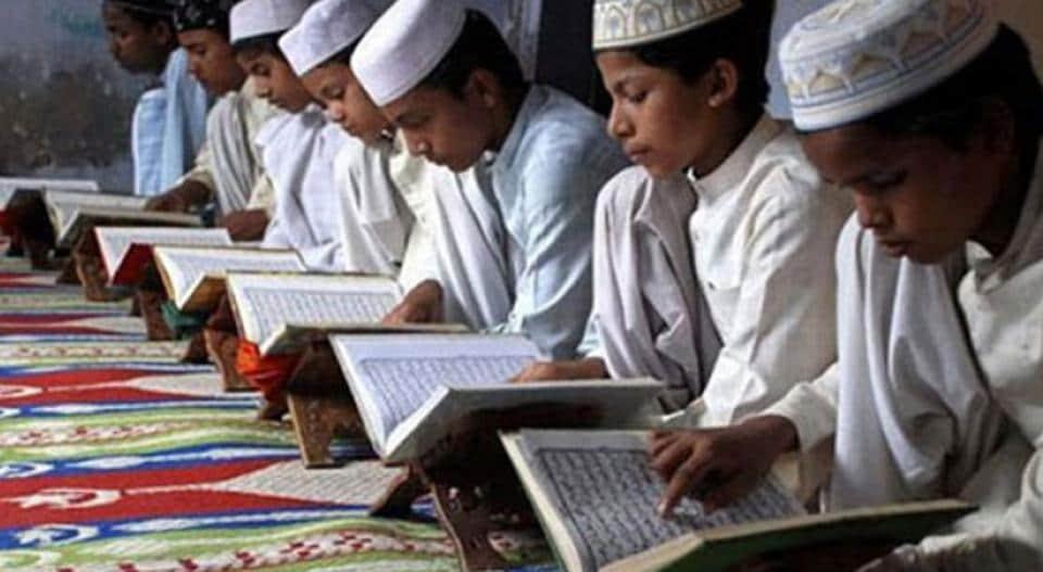 Uttar Pradesh Shia Waqf Board Chairman Waseem Rizvi has written to Prime Minister Narendra Modi warning him against alleged indoctrination by ISIS in madrasas, reports ANI.