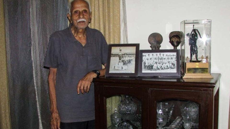 1956 Olympics gold medallist Raghbir Bhola passes away