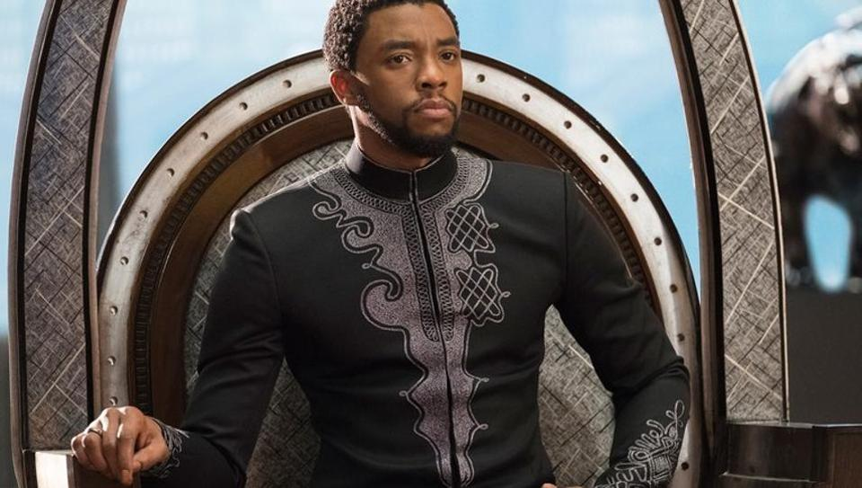 Chadwick Boseman s Black Panther has been nominated for an Oscar. 6c0fae9ef9