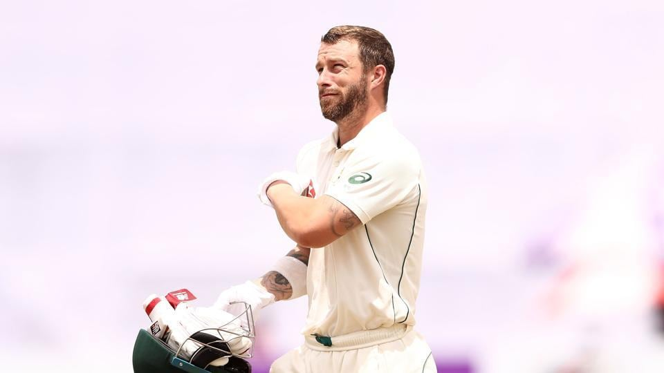 File picture of Matthew Wade