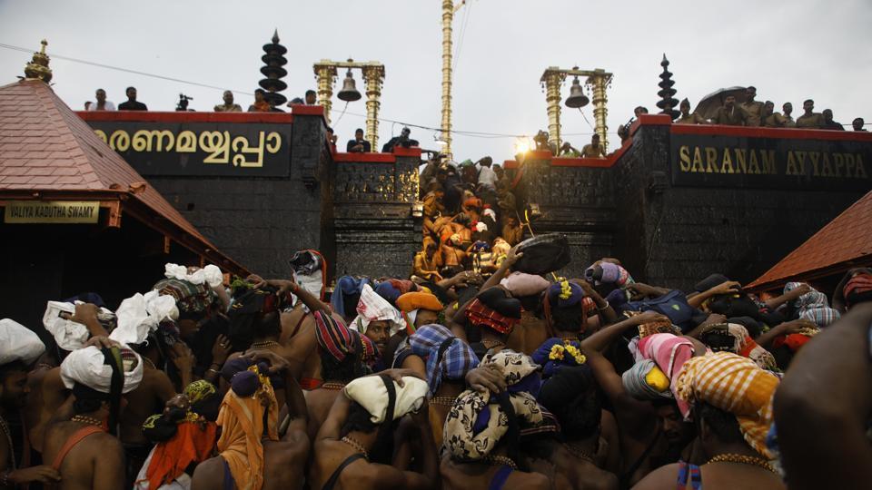 BJP,Sabarimala,Ayyappa temple