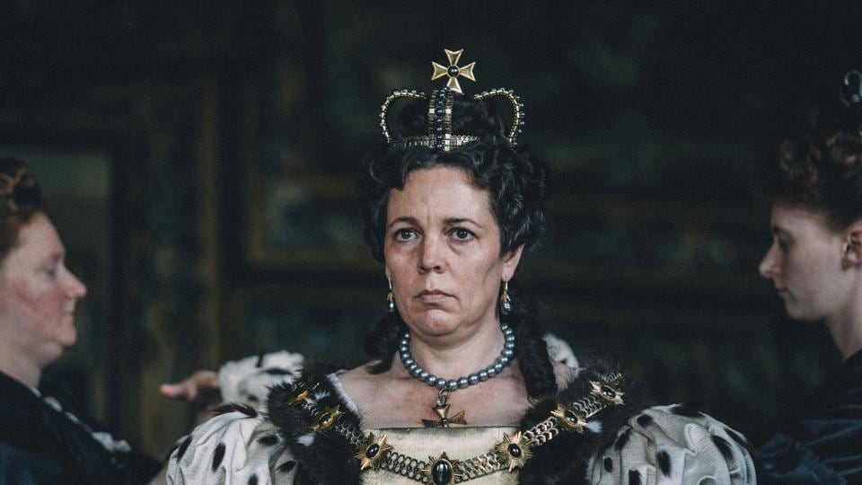 Oscar Nominations 2019: Olivia Colman was nominated for an Oscar for best actress for her role in The Favorite.