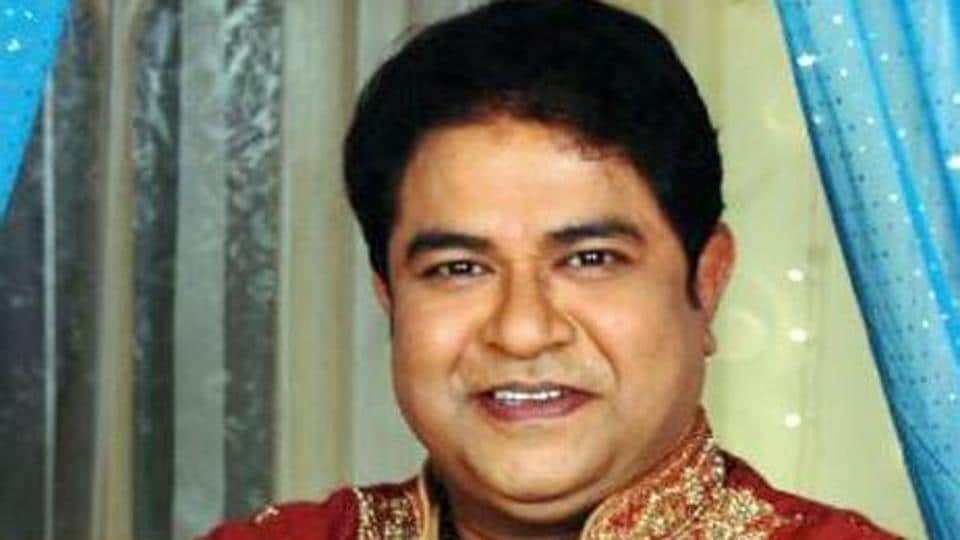 TV actor Ashiesh Roy was hospitalised after suffering a paralytic stroke.