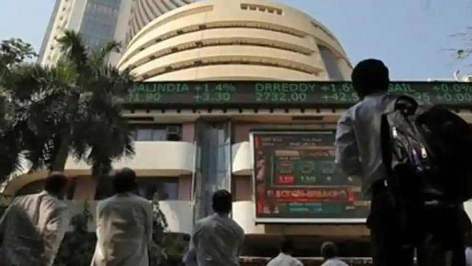 Sensex, Nifty start on a cautious note, moderate recovery in early trade