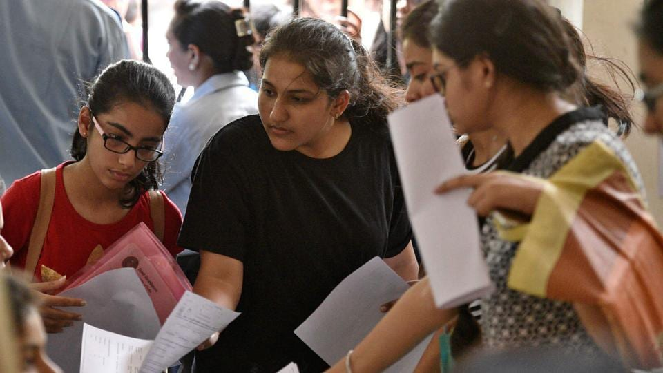 The university receives more than 2.5 lakh applications for 56,000 seats every year.