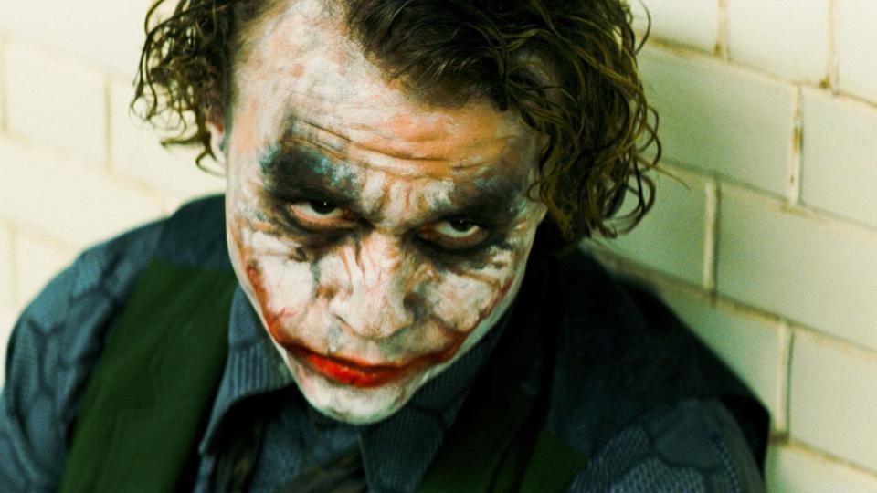 Heath Ledger,Dark Knight,Joker