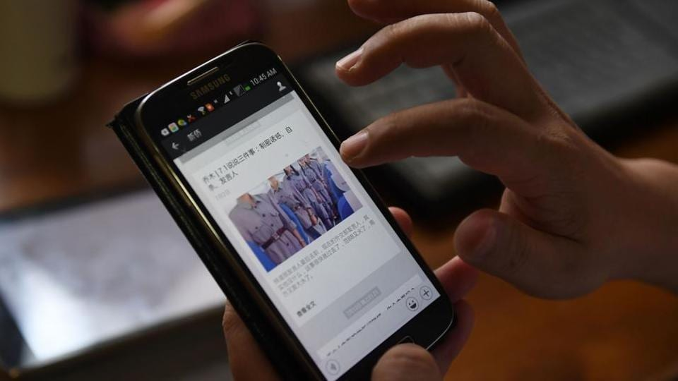 China's cyber watchdog said on Wednesday it had deleted more than 7 million pieces of online information as well as 9,382 mobile apps.