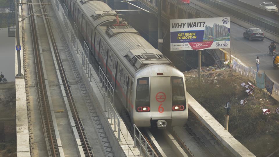 Секс фронтер в метро