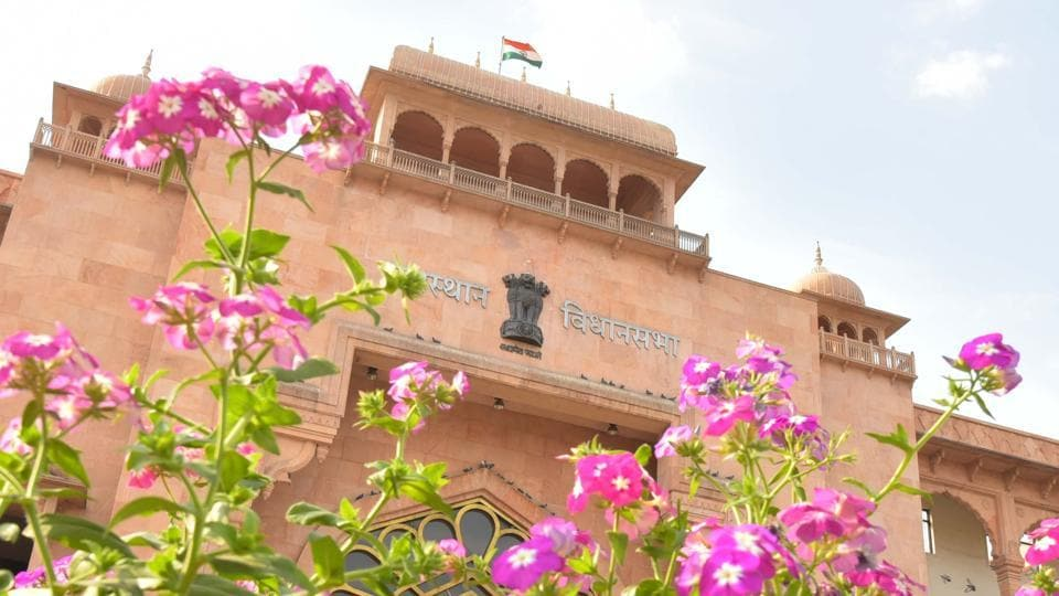 The Rajasthan Assembly witnessed uproar on Tuesday, January 21, 2019, when opposition members asked the Gehlot government to clarify its stand on 10 percent quota for economically weaker sections.