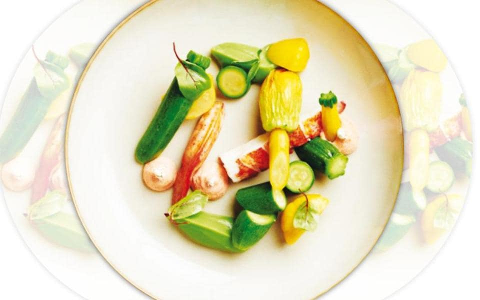 The gut-friendliest foods on your plate are steamed vegetables