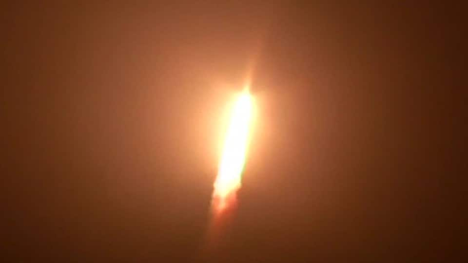The PSLV with two strap-on configuration was identified for this mission and the configuration is designated as PSLV-DL.
