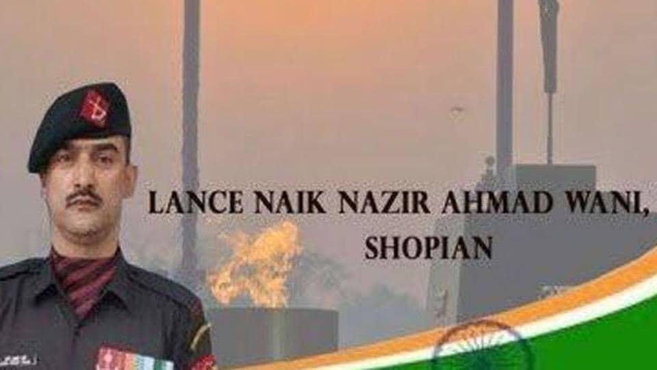 India,Ashok Chakra,militant