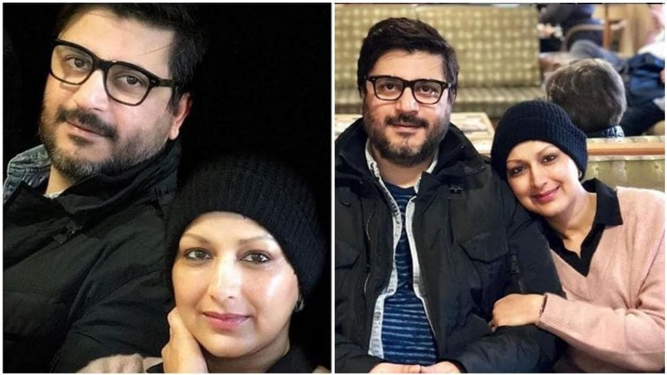 Sonali Bendre and Goldie Behl tied the knot in 2002 and have a 13 year old son together.