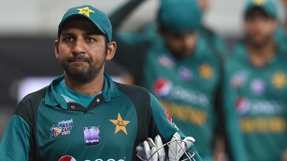 Sarfaraz Ahmed formally reported to ICC on racist remarks