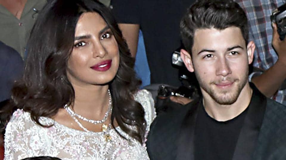 Actor Priyanka Chopra was spotted with husband Nick Jonas on Wednesday night.
