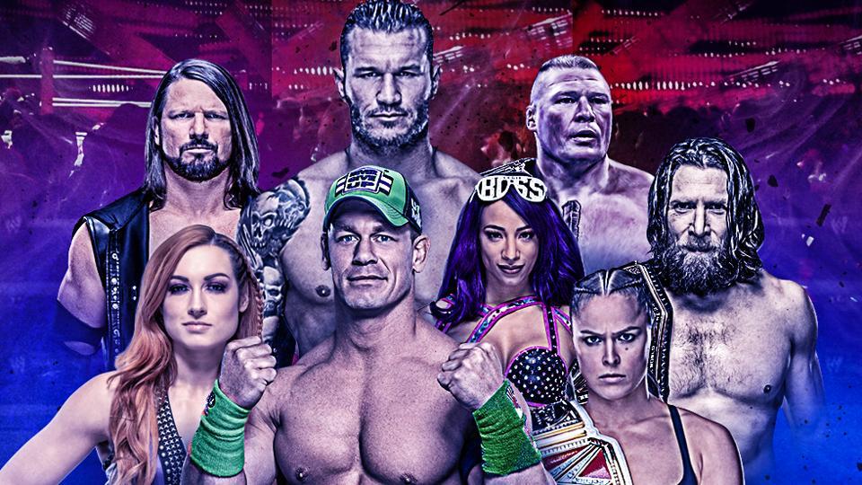 WWE Women s Royal Rumble 2018