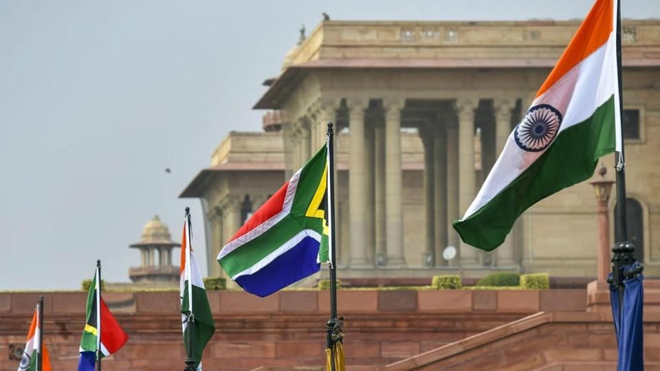 india,south africa,PM Narendra Modi