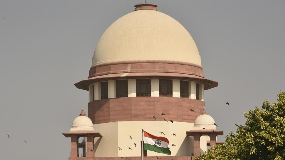 The Supreme Court today refused to stay the executive order of the Centre implementing the law providing for 10% quota for the poor in jobs and higher education while hearing a public interest litigation (PIL) challenging the recently enacted law. (Biplov Bhuyan / HT File)