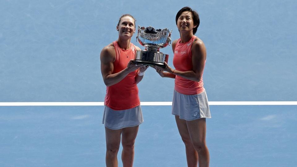 Image result for womens doubles australian open 2019