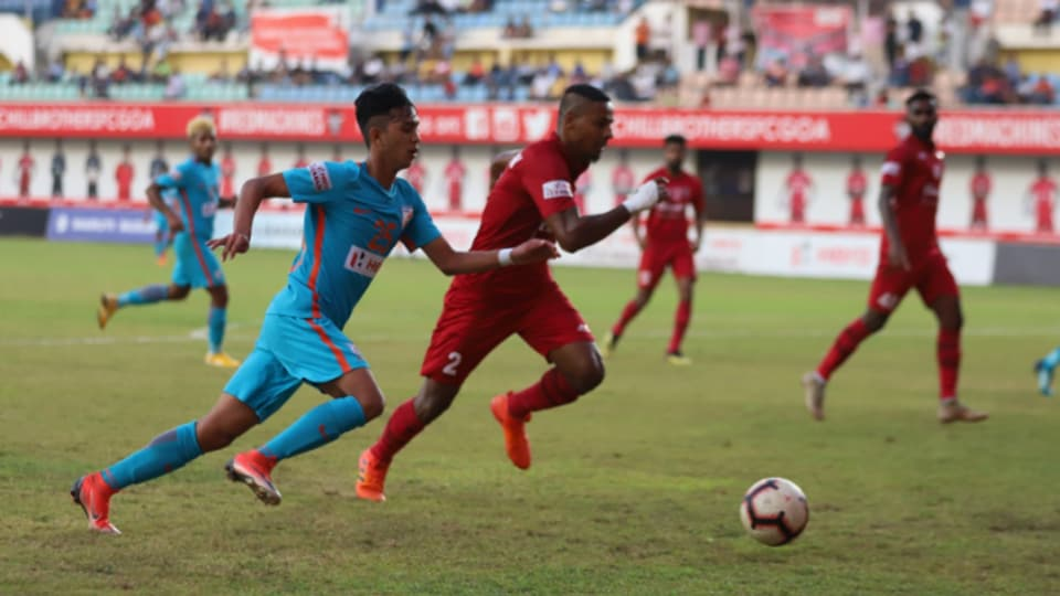 Churchill Brothers beat Indian Arrows 2-1 in their I-League clash at the Tilak Maidan in Goa on Saturday.