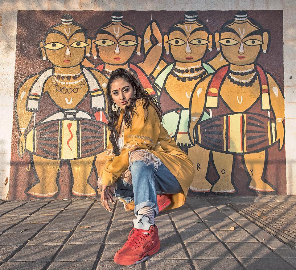 Svetha Rao aka Rajakumari is an Indian-origin American songwriter, rapper and recording artist