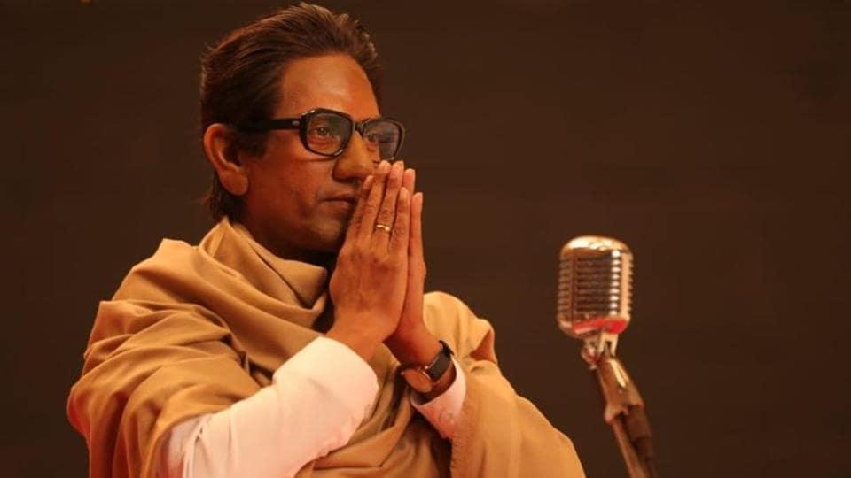 Nawazuddin Siddiqui,Bal Thackeray,Thackeray movie