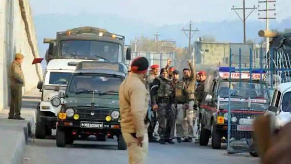 Pathankot attack: Commander faces show-cause notice | india