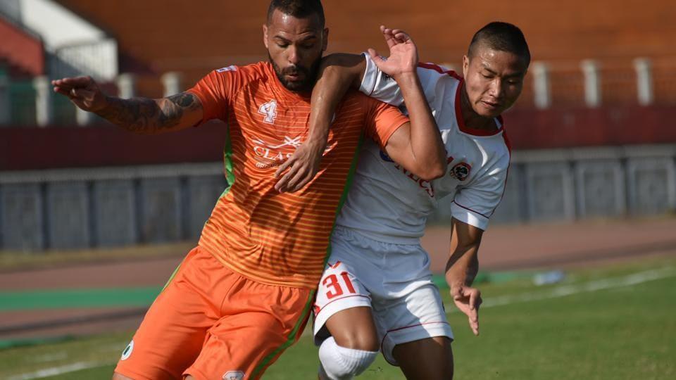 I-League,Neroca FC,Aizawl FC