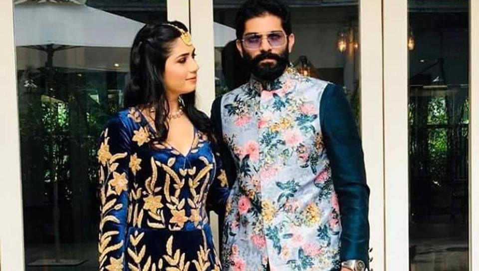 Maharashtra Navnirman Sena (MNS) chief Raj Thackeray's son Amit got married to fashion designer Mitali Borude on Sunday at St. Regis Hotel in Mumbai's Lower Parel.