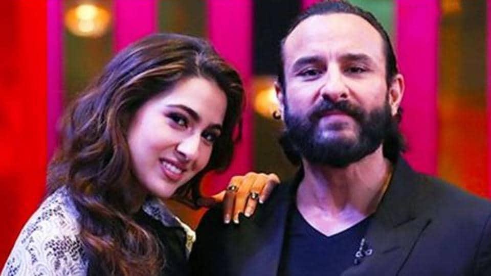 Saif Ali Khan,Sara Ali Khan,Love Aaj Kal