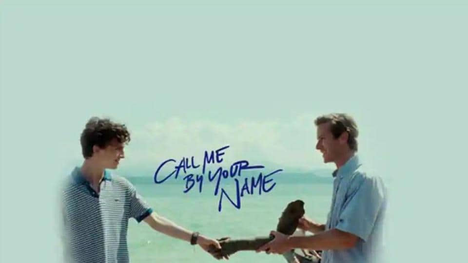 Call Me By Your Name is a film that received worldwide critical acclaim.