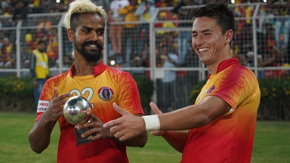 East Bengal,I-League,Mohun Bagan