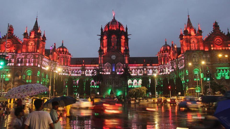 Chhatrapati Shivaji Maharaj Terminus is undergoing intensive restoration.