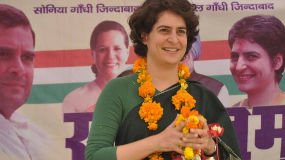 Priyanka Gandhi Vadra,Priyanka Gandhi,Priyanka Gandhi in UP
