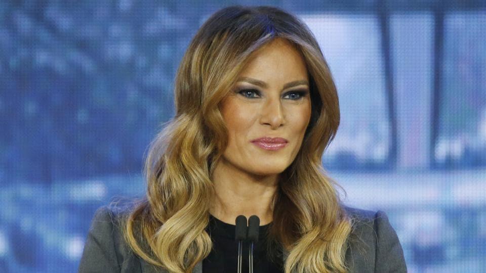 British newspaper pays damages to Melania Trump over false ...