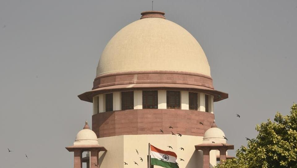 The Supreme Court on Sunday announced that the hearing in the Ayodhya title suit case on Tuesday has been cancelled as one of the judges on the five-judge constitution bench is unavailable (File Photo)