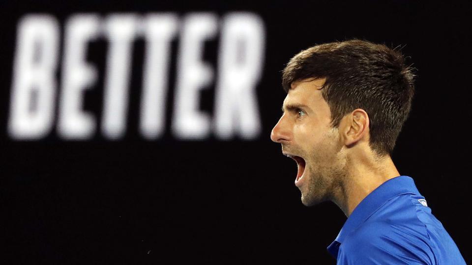 Novak Djokovic,Rafael Nadal,Australian Open