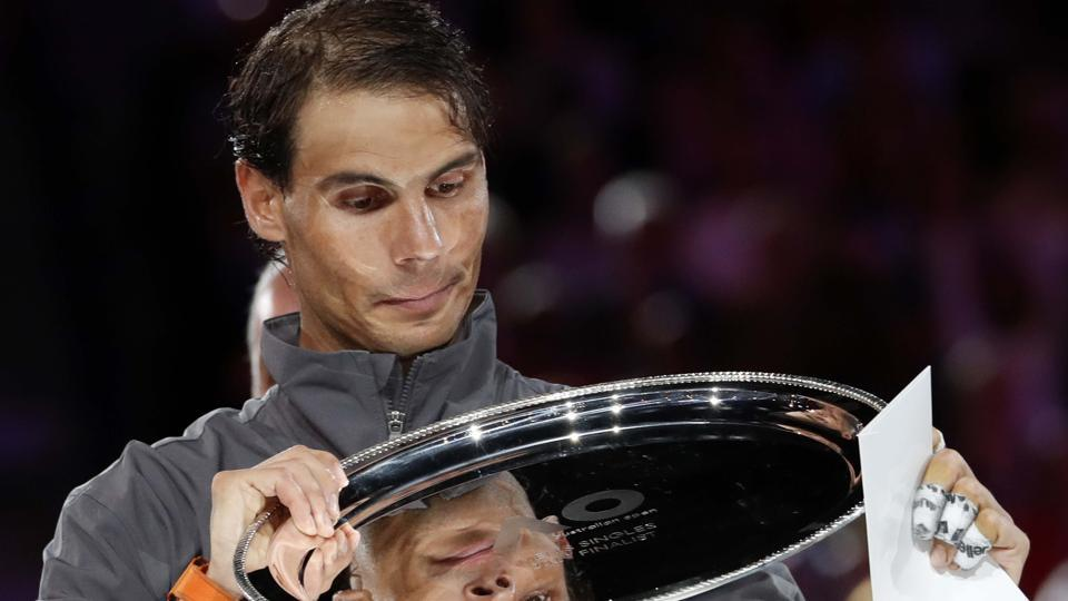 Rafael Nadal,Novak Djokovic,Australian Open